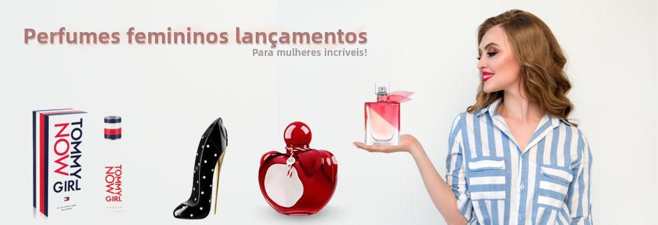 Perfumes femininos lançamentos