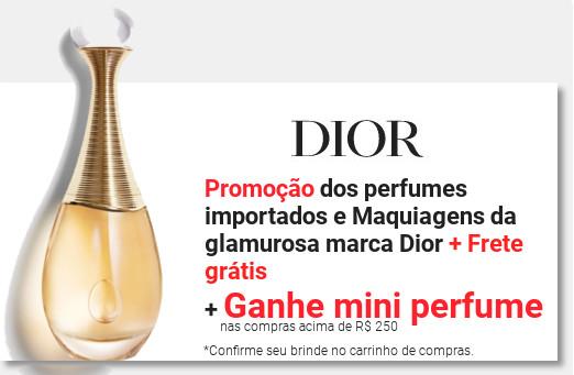 Banner promoção dior na sephora