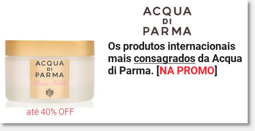 Banner promocoes acqua di parma 40off na sephora