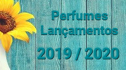 Perfumes Lançamentos