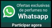 Grupo no Whatsapp de ofertas de perfumes importados