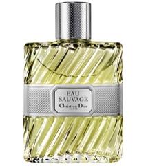 Perfume Eau Sauvage - Dior - Eau de Toilette Dior Masculino Eau de Toilette