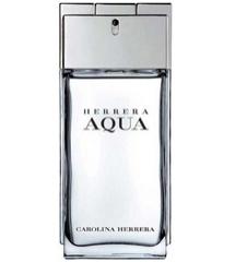 Perfume Herrera Aqua - Carolina Herrera - Eau de Toilette Carolina Herrera Masculino Eau de Toilette