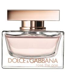 Perfume Rose The One - Dolce & Gabbana - Eau de Parfum Dolce & Gabbana Feminino Eau de Parfum