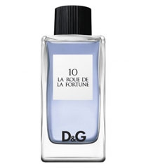 Perfume 10 La Roue de La Fortune - Dolce & Gabbana - Eau de Toilette Dolce & Gabbana Feminino Eau de Toilette