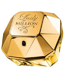 Comprar Perfume Lady Million Feminino Paco Rabanne EDP 80ml - Feminino - Incolor - COD. M42 - 0007 - 460 na Zattini