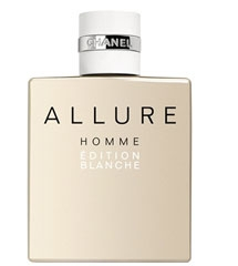 Perfume Allure Homme Édition Blanche - Chanel - Eau de Toilette Chanel Masculino Eau de Toilette