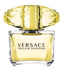 Perfume Yellow Diamond - Versace - Eau de Toilette Versace Feminino Eau de Toilette