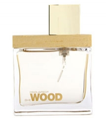 Perfume She Wood Golden Light Wood - DSquared - Eau de Parfum DSquared Feminino Eau de Parfum