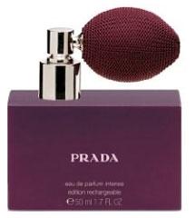 Perfume Amber Intense Deluxe - Prada - Eau de Parfum Prada Feminino Eau de Parfum