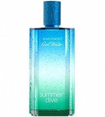 Perfume Cool Water Summer Dive - Davidoff - Eau de Toilette Davidoff Masculino Eau de Toilette