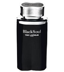 Perfume Black Soul - Ted Lapidus - Eau de Toilette Ted Lapidus Masculino Eau de Toilette