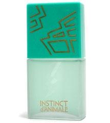 Perfume Instinct D' - Animale - Eau de Parfum Animale Feminino Eau de Parfum