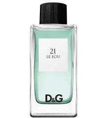 Perfume 21 Le Fou - Dolce & Gabbana - Eau de Toilette Dolce & Gabbana Masculino Eau de Toilette