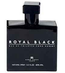 Perfume Royal Black Arno Sorel Masculino Eau de Toilette