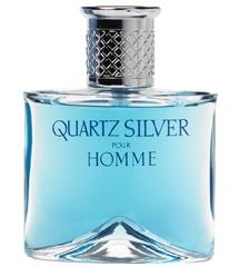 Quartz Silver Homme