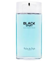Perfume Black Sport - Parfum de Style - Eau de Toilette Parfum de Style Masculino Eau de Toilette