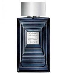 Perfume Hommage à l'Homme Voyageur - Lalique - Eau de Toilette Lalique Masculino Eau de Toilette