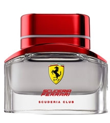 Comprar Eau de Toilette Ferrari Fragrances Scuderia Club 125ml na Dafiti