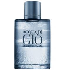 Perfume Acqua di Gio Blue - Giorgio Armani - Eau de Toilette Giorgio Armani Masculino Eau de Toilette