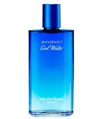 Perfume Cool Water Into the Ocean - Davidoff - Eau de Toilette Davidoff Masculino Eau de Toilette