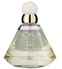 Perfume Sola - Via Paris - Eau de Toilette Via Paris Feminino Eau de Toilette