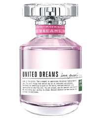 Perfume United Dreams Love Yourself - Benetton - Eau de Toilette Benetton Feminino Eau de Toilette
