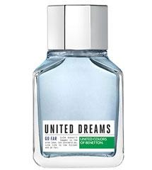 Perfume United Dreams Go far - Benetton - Eau de Toilette Benetton Masculino Eau de Toilette