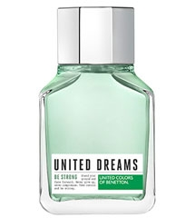Perfume United Dreams Be Strong - Benetton - Eau de Toilette Benetton Masculino Eau de Toilette
