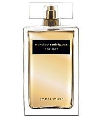 Perfume Amber Musc - Narciso Rodriguez - Eau de Parfum Narciso Rodriguez Feminino Eau de Parfum