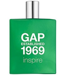 Perfume Established 1969 Inspire - Gap - Eau de Toilette Gap Masculino Eau de Toilette