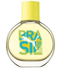 Perfume Yellow Yellow Brasil Edition - Puma - Eau de Toilette Puma Feminino Eau de Toilette