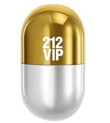 Perfume 212 Vip Pills - Carolina Herrera - Eau de Parfum Carolina Herrera Feminino Eau de Parfum