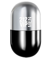 Comprar Carolina Herrera Perfume Masculino 212 Vip Men Pills - Eau De Toilette 20ml na Submarino