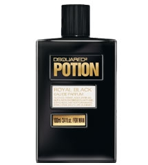 Perfume Potion Royal Black - DSquared - Eau de Parfum DSquared Masculino Eau de Parfum
