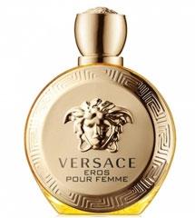 Perfume Eros pour Femme - Versace - Eau de Parfum Versace Feminino Eau de Parfum