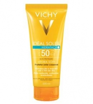 Protetor solar Idéal Soleil Hidratação FPS 50 - Vichy Vichy Unissex