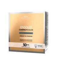 Protetor solar Ensolei Compact Color FPS 50 - Profuse Profuse Unissex