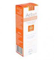 Protetor solar Protetor Solar Facial Color Fps 60 - Actsun Actsun Unissex