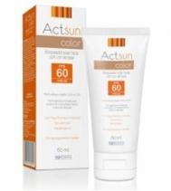 Protetor solar Actsun Color  FPS 60 - Actsun Actsun Unissex