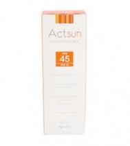 Protetor solar Actsun FPS 45 - Actsun Actsun Unissex