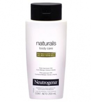 Comprar Creme Hidratante Corporal Neutrogena Body Care Naturals 400ml na Zattini