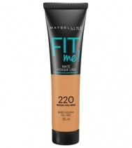Comprar Base Fit Me 090 Claro Delicado Maybelline 35ml na Dafiti