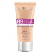 Comprar BB Cream L\'Or?al Paris cor Clara FPS 20 30ml na Zattini