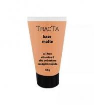 Base Matte Oil Free - Alta Cobertura - Tracta Tracta Unissex